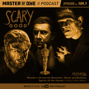 Episode 109.1: Scary Good
