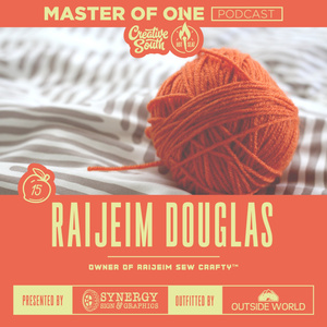 Creative South Live Episode 15: Raijeim Douglas