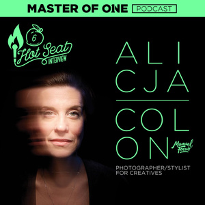 Creative South Live Episode 6: Alicja Colon