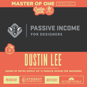 Creative South Live Episode 16: Dustin Lee