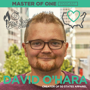 Creative South Live Episode 22: David O'Hara