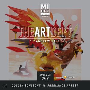 TAD: Freelance Designer/Illustrator Collin Schlicht