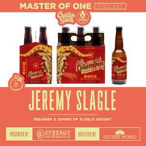 Creative South Live Episode 11: Jeremy Slagle
