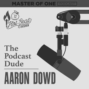 Creative South Live Episode 12: Aaron Dowd