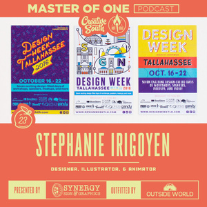 Creative South Live Episode 23: Stephanie Irigoyen