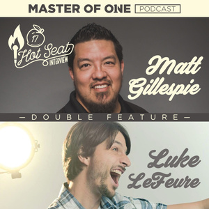Creative South Live Episode 17: Matt Gillespie & Luke Le Fevre