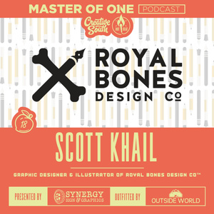 Creative South Live Episode 18: Scott Khail