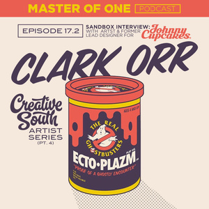 Episode 17.2: Sandbox Interview – with Artist & Designer Clark Orr