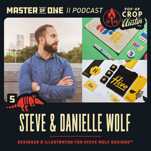 Pop-Up Crop Live Episode 5: Steve & Danielle Wolf