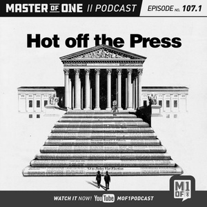 Episode 107.1: Hot Off the Press