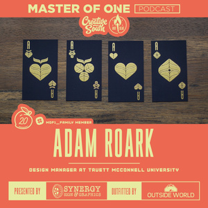 Creative South Live Episode 20: Adam Roark
