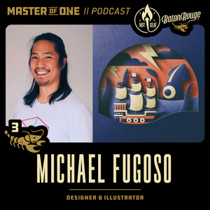 Crop Hot Seat 3: Michael Fugoso