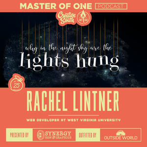 Creative South Live Episode 25: Rachel Lintner