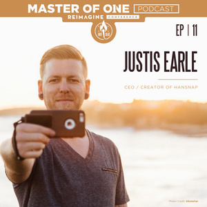 ReImagine Live Episode 11: Justis Earle