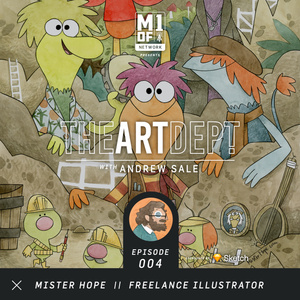 TAD: Freelance Artist/Illustrator Mister Hope