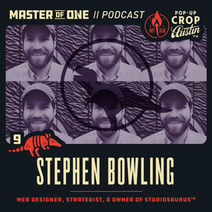 Pop-Up Crop Live Episode 9: Stephen Bowling
