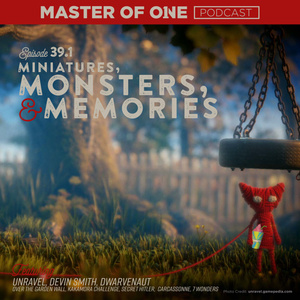 Episode 39.1: Miniatures, Monsters, & Memories