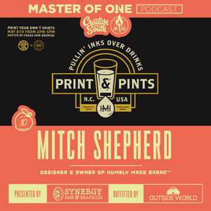 Creative South Live Episode 10: Mitch Shepherd