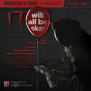Episode 90.1: IT Will All Be Okay - with Doc Reed
