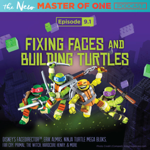Episode 9.1: Fixing Faces and Building Turtles