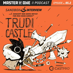 Episode 85.2: Sandbox Interview - with Concept and Game Artist for Red Hook Games™ Trudi Castle