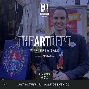 TAD: Disney Artist - Jay Ratner