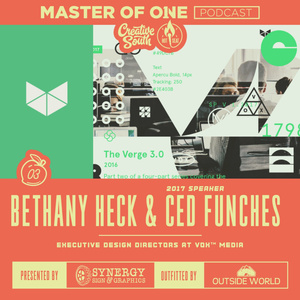 Creative South Live Episode 3: Bethany Heck & Ced Funches