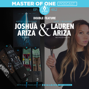 Episode 48.2: Hot Seat Interview Double Feature with Joshua and Lauren Ariza