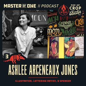 Pop-Up Crop Live Episode 3: Ashlee Arceneaux Jones