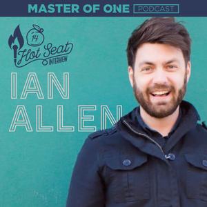 Creative South Live Episode 14: Ian Allen