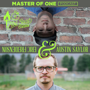 Creative South Live Episode 10: Eric 'Efdot' Freidenson & Austin Saylor