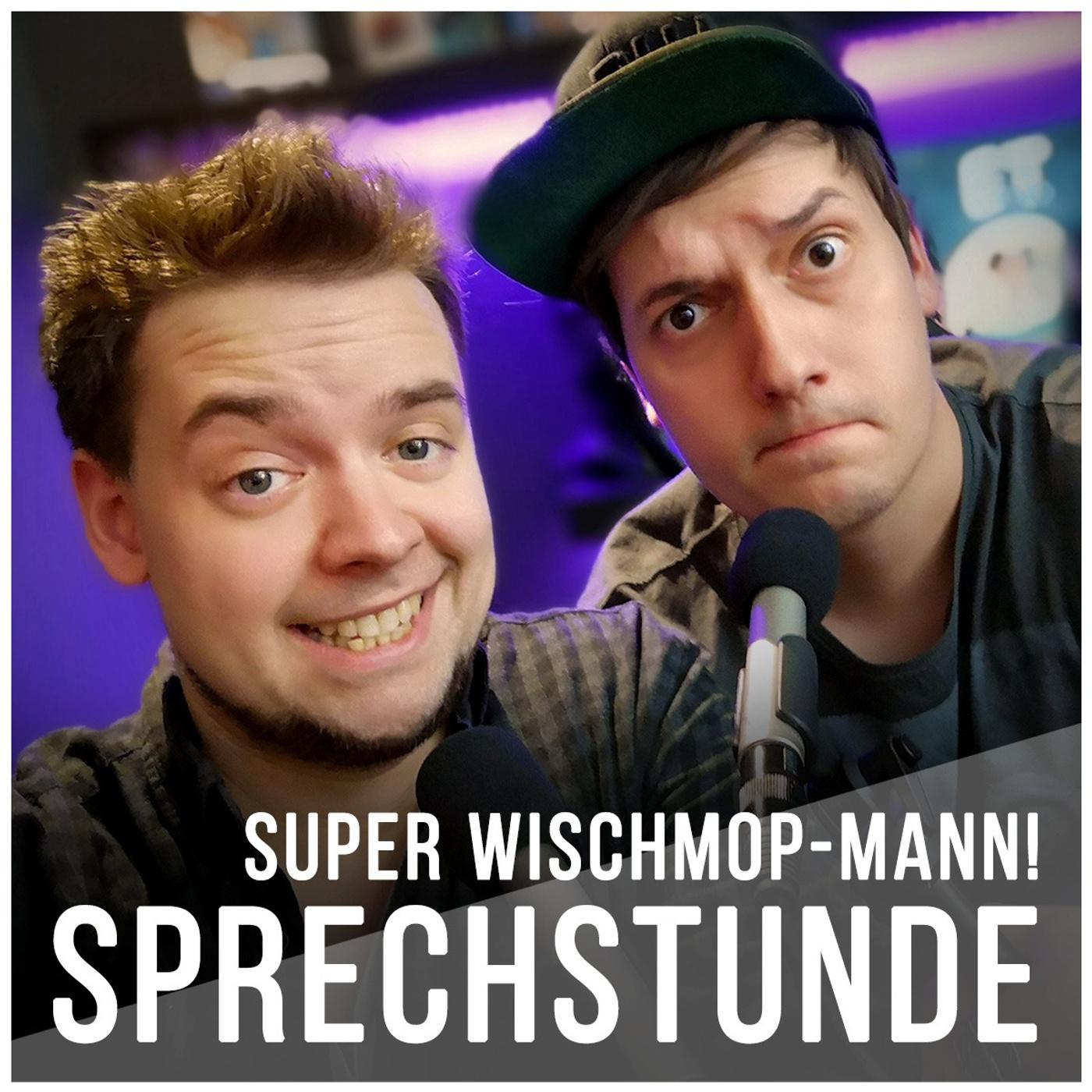 Super Wischmop-Mann! Über Markenkleidung, Fast Food und Wichs-Parties 💦 #Sprechstunde 15. Januar 2020