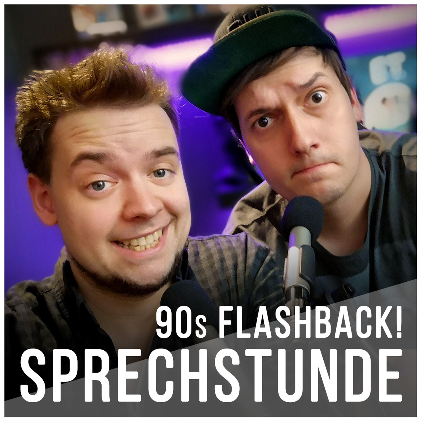 Back to the 90s! Über Musik, Filme und Ängste unserer Kindheit - #Sprechstunde 17. Oktober 2019
