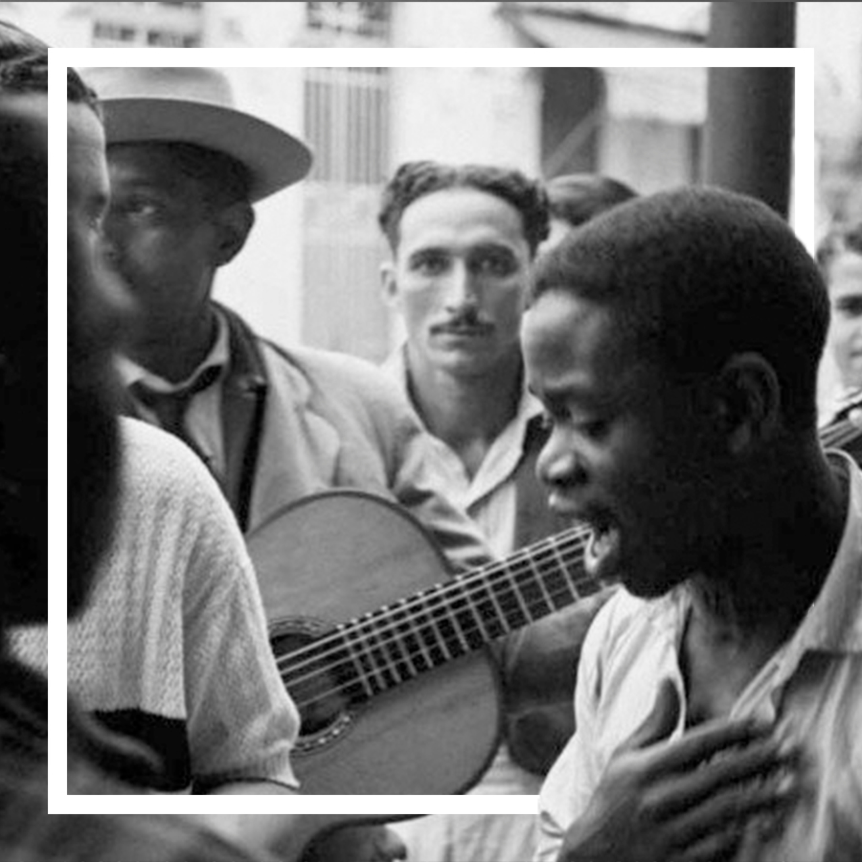 O Nascimento do Samba