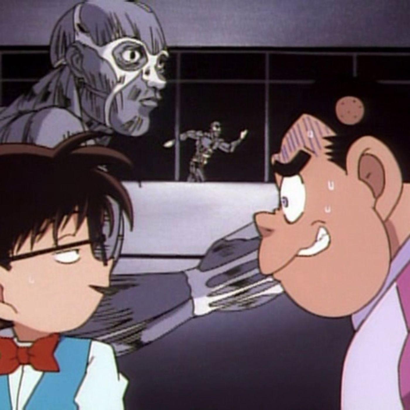 Detective Conan Episode 57 & 58: Hattori Returns!