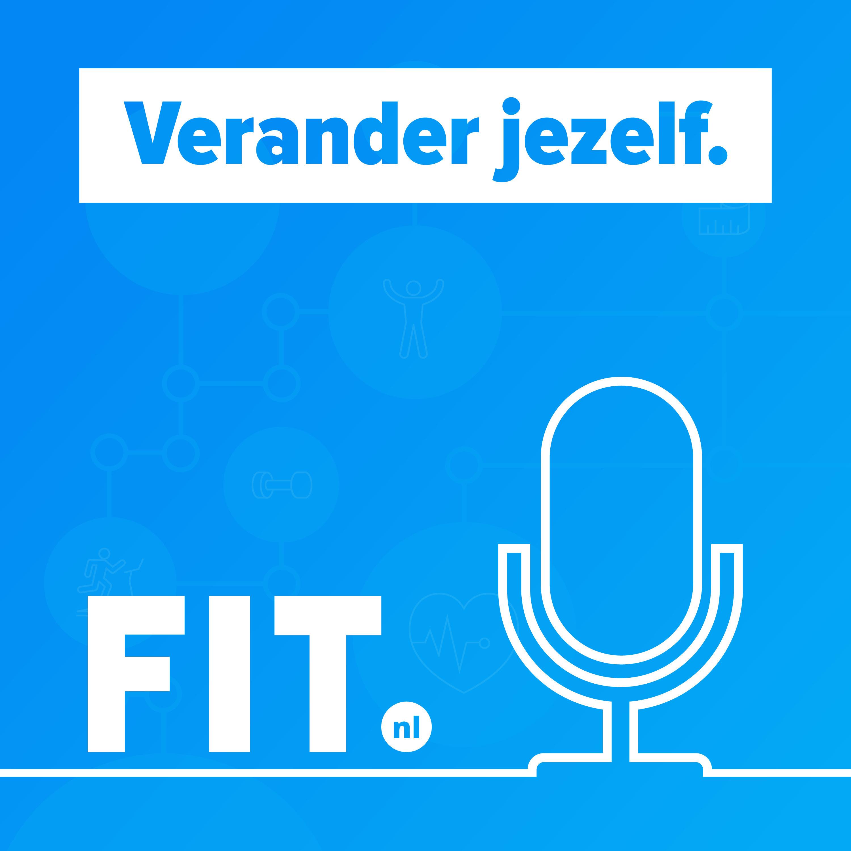 FIT.nl podcast: verander je leefstijl! logo