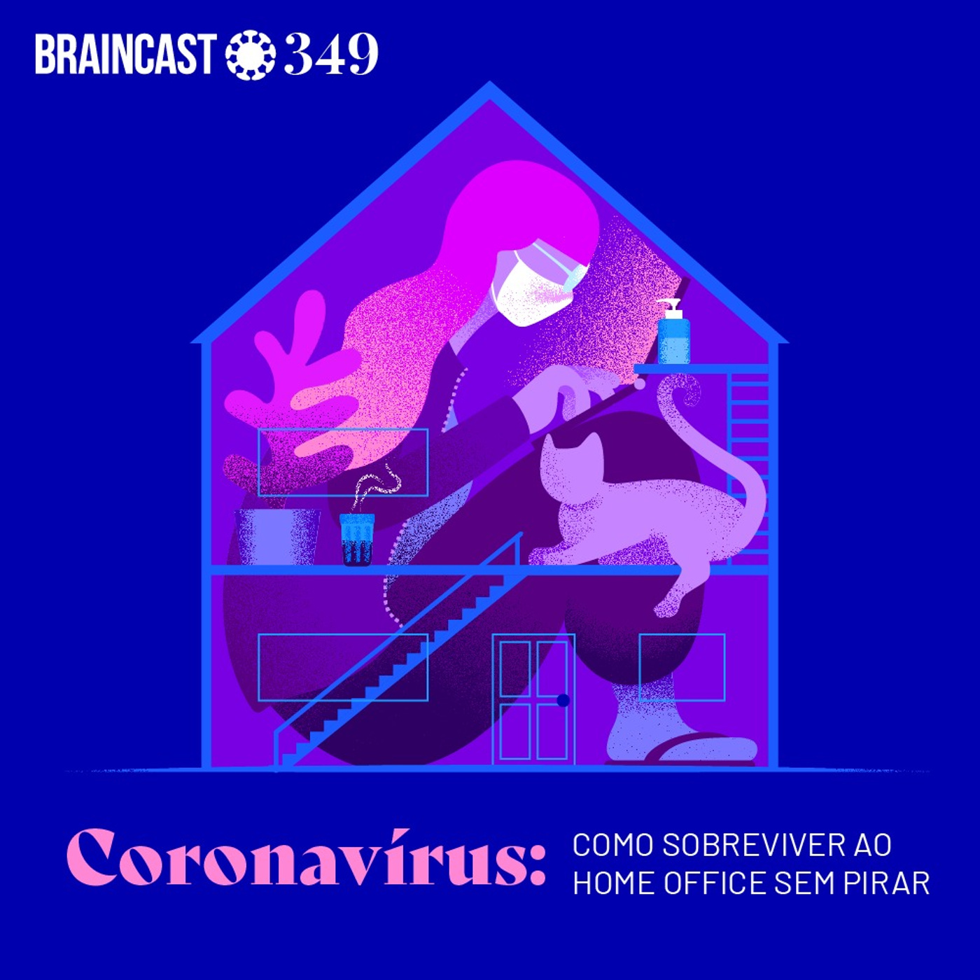 Coronavírus: como sobreviver ao home office sem pirar