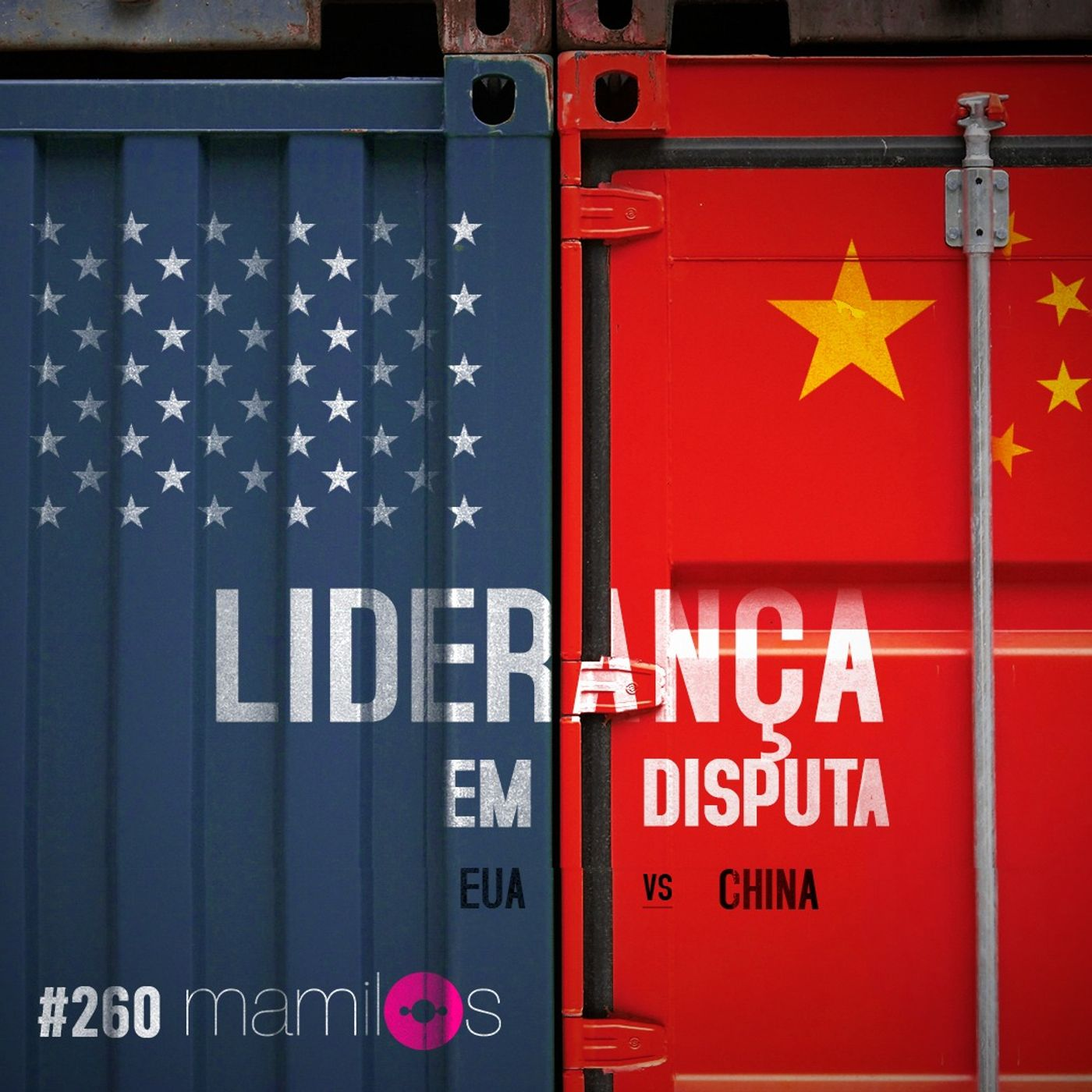 EUA x China: Liderança em Disputa