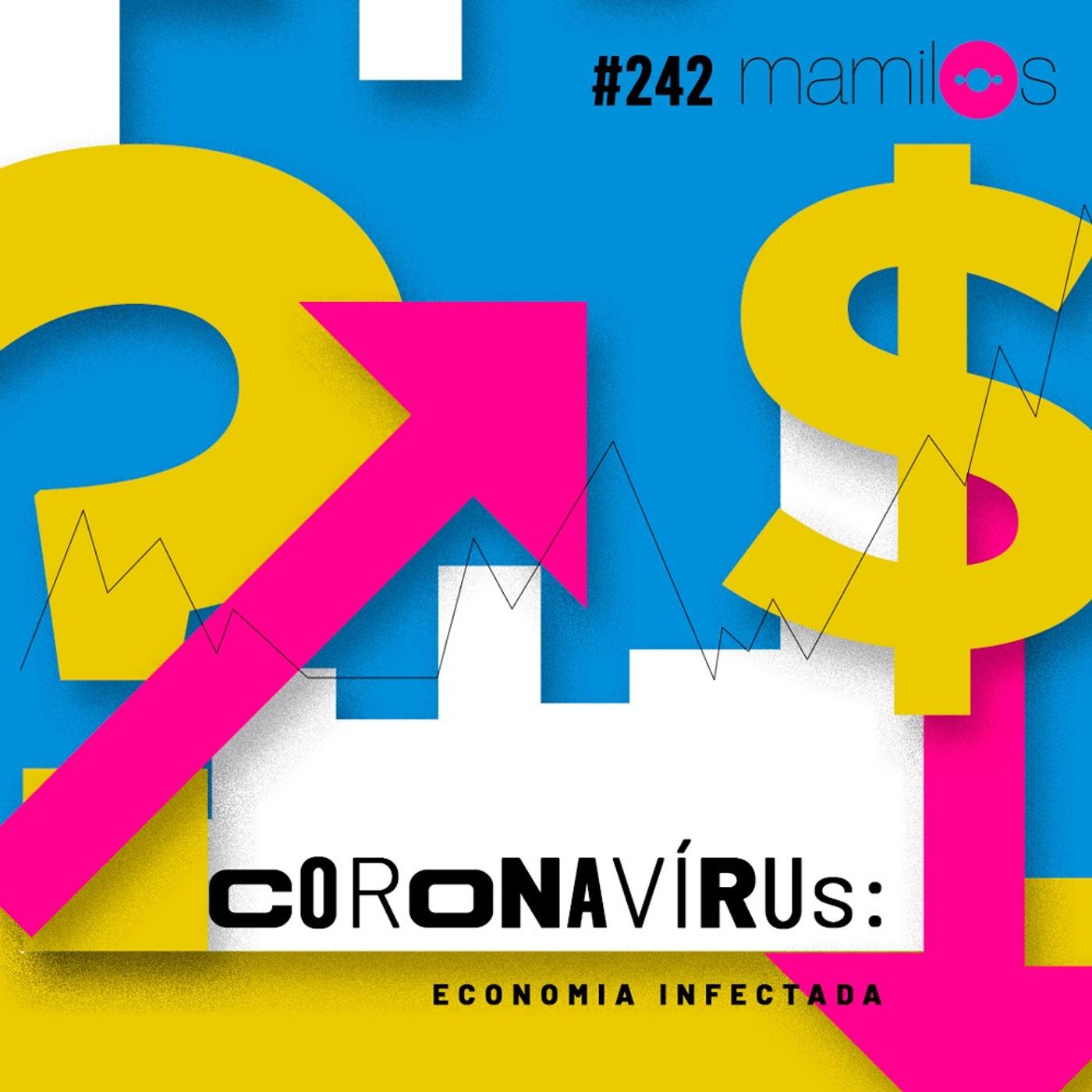 Coronavírus: economia infectada