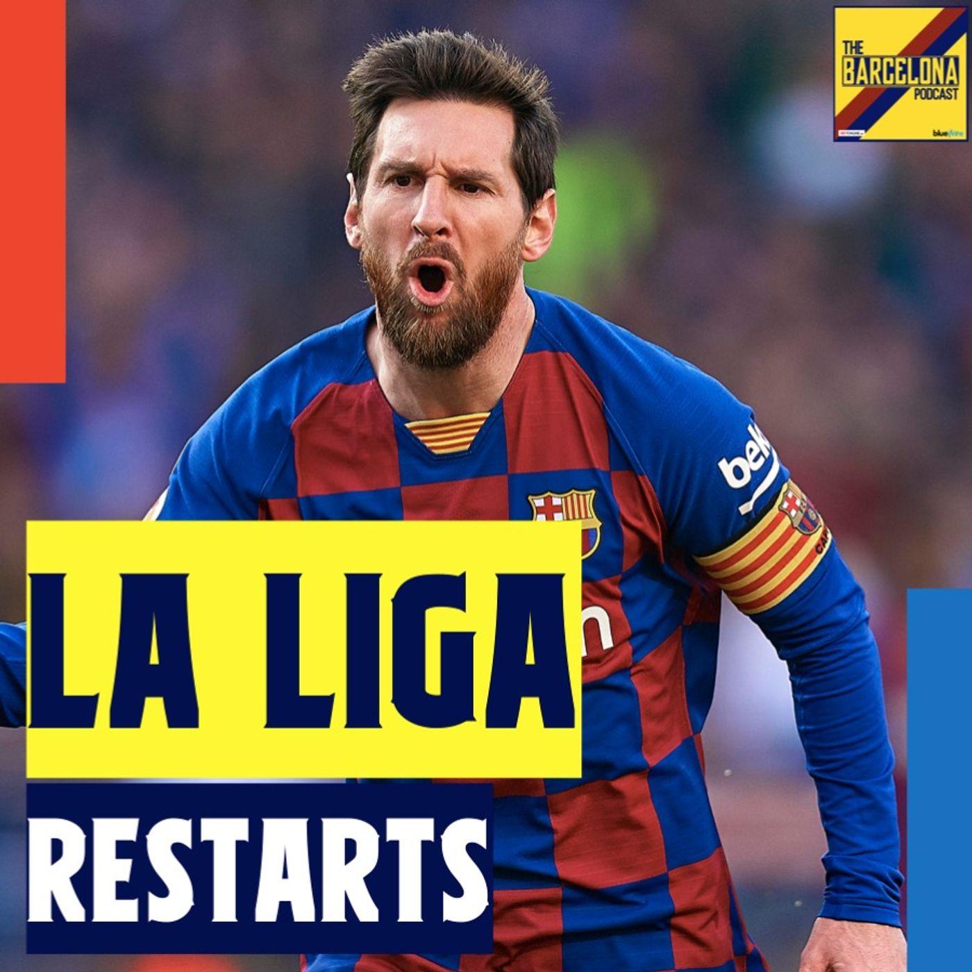 La Liga restart, offloading Coutinho, and Neymar vs. Lautaro - U.S. Penyes Special