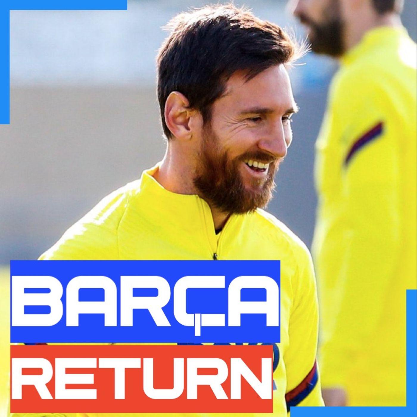 Barça's return plan, Lautaro Martínez, and Frenkie de Jong with Sam Marsden
