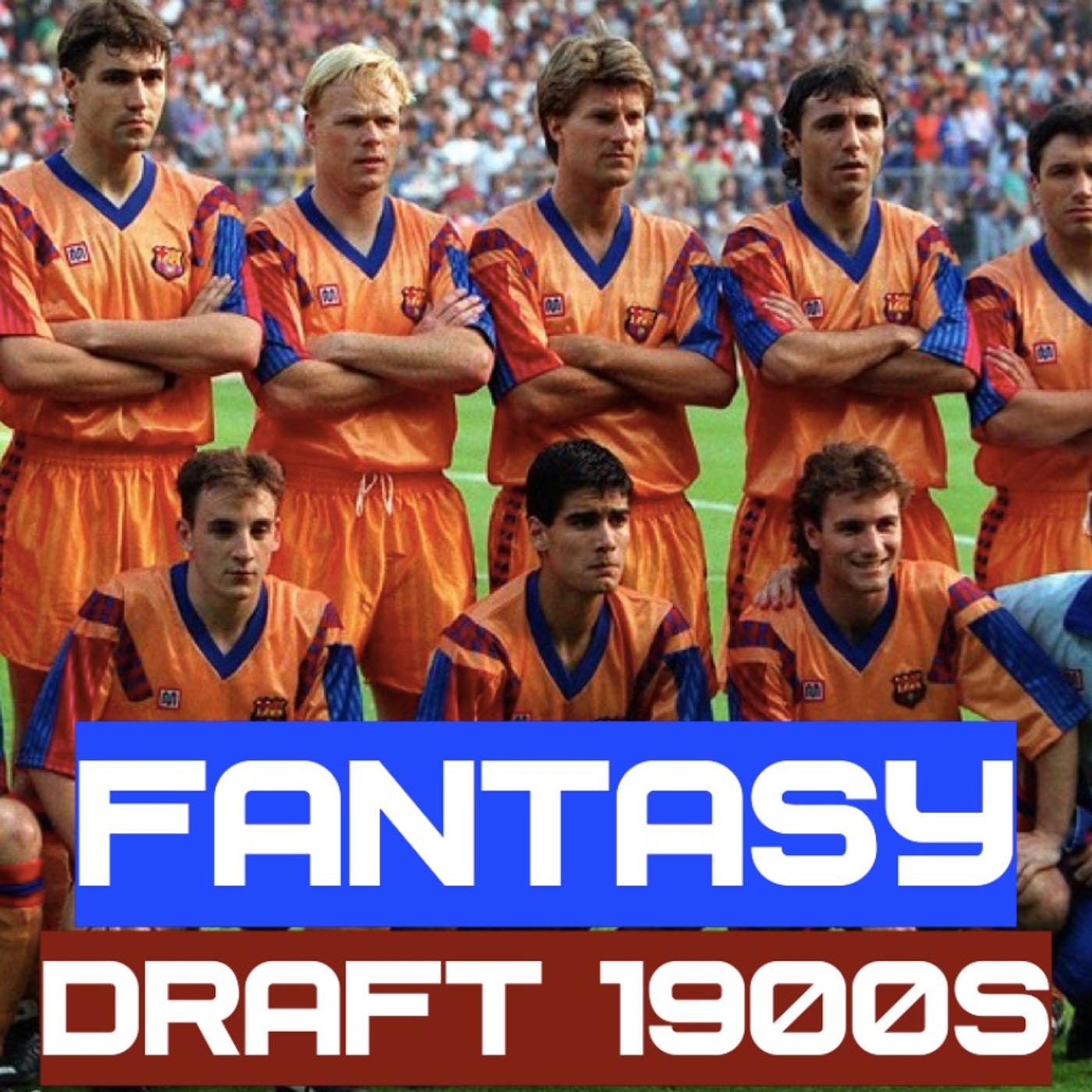 Barcelona Fantasy Draft 1900s, ft. Cruyff, Maradona, Rivaldo