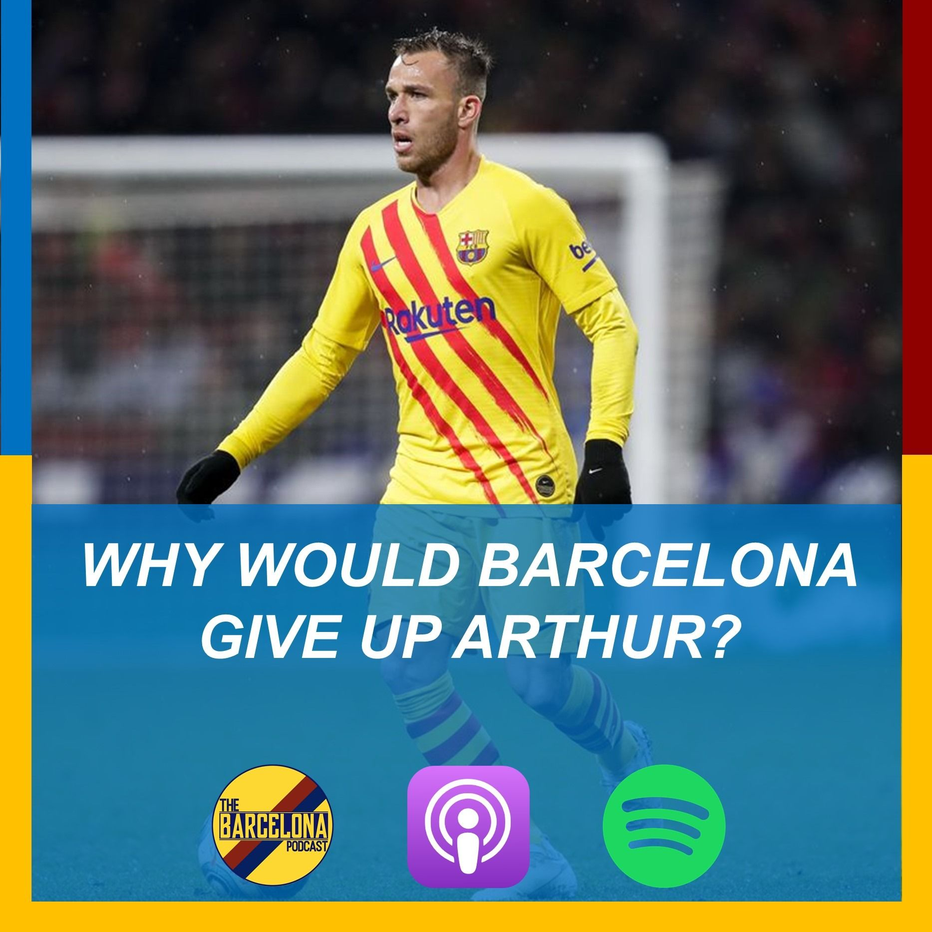 Arthur Transfer, Impossible Neymar, and Untouchable Ter Stegen