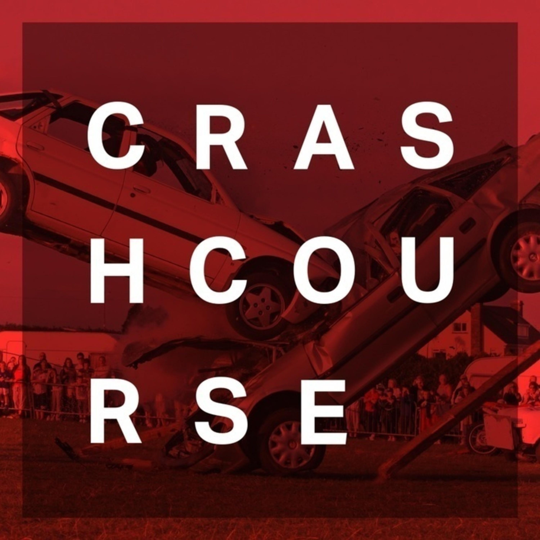 Crash Course #8 — Hur kommer man på bra idéer?
