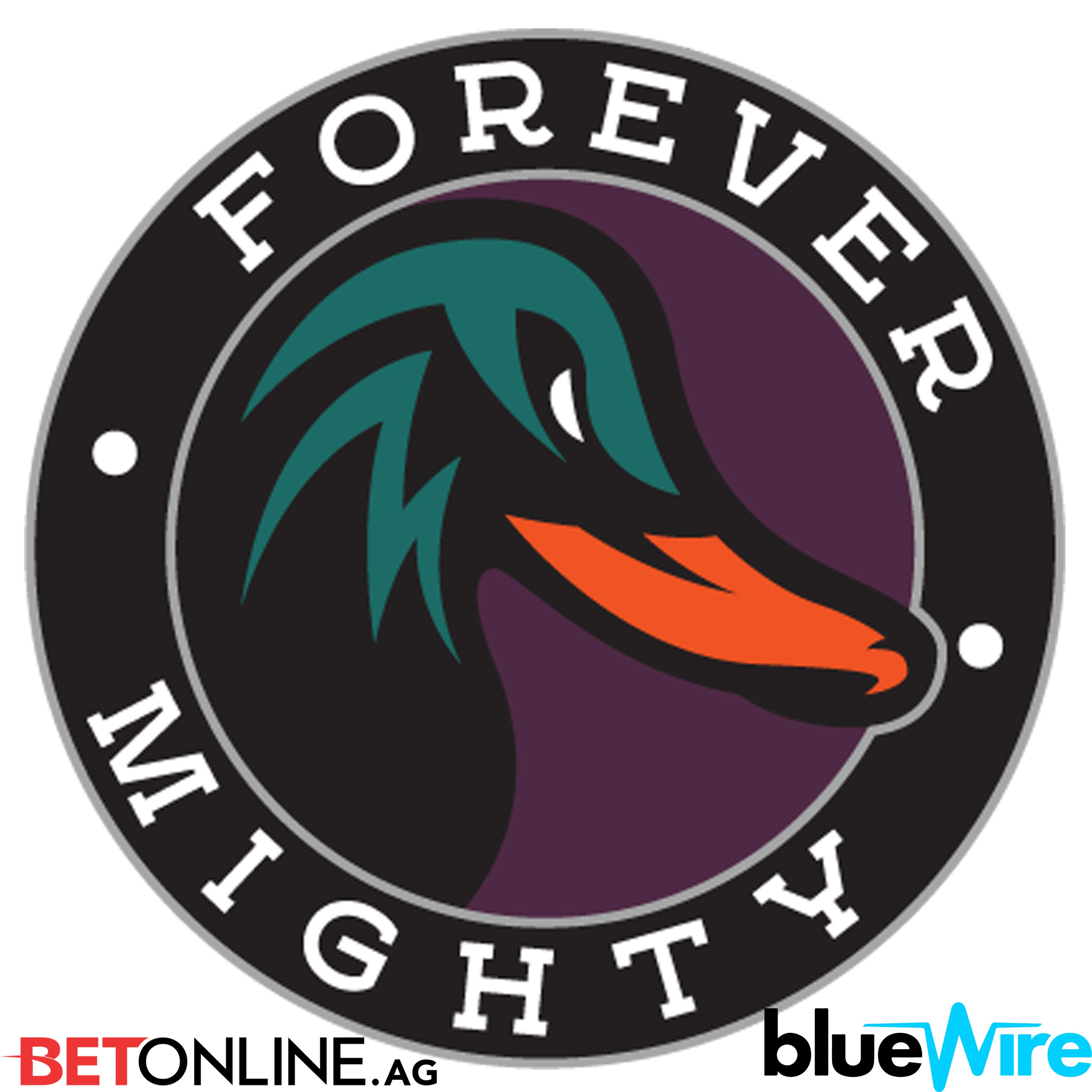 Forever Mighty Podcast - Trevor Zegras Signs ELC, Ducks' Mount Rushmore, Badini and Drew Sign