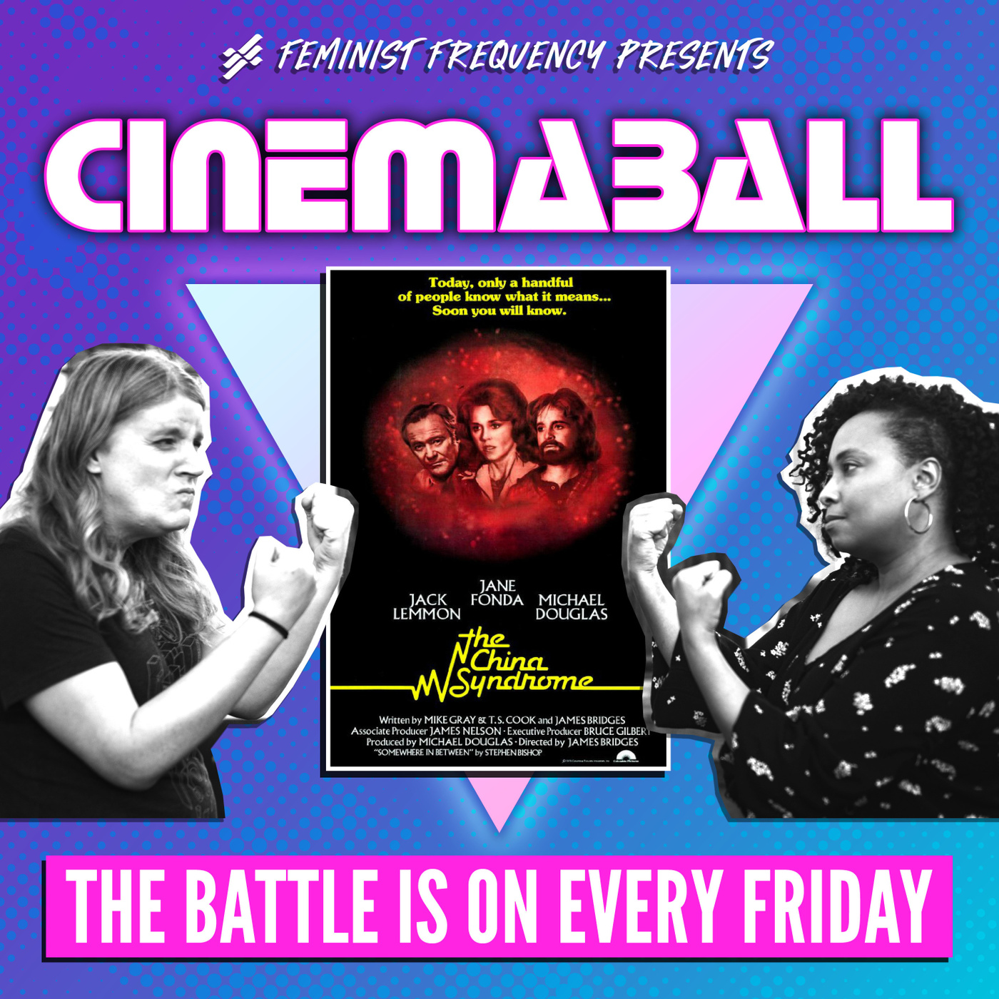 Cinemaball 07: The China Syndrome (1979)