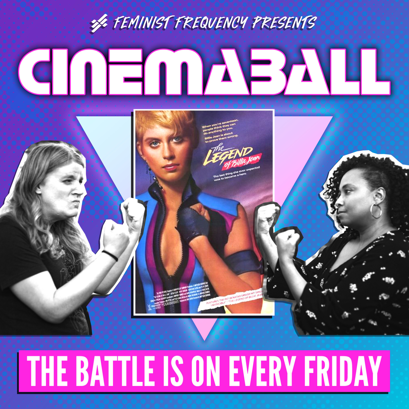Cinemaball 14: The Legend of Billie Jean (1985)