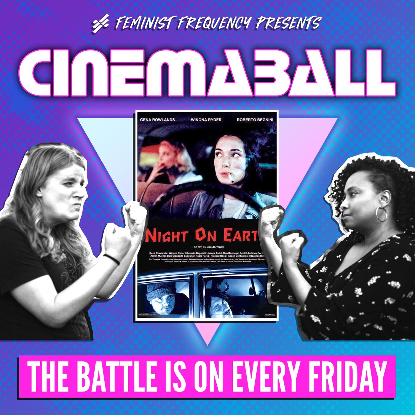 Cinemaball 09: Night On Earth (1991)