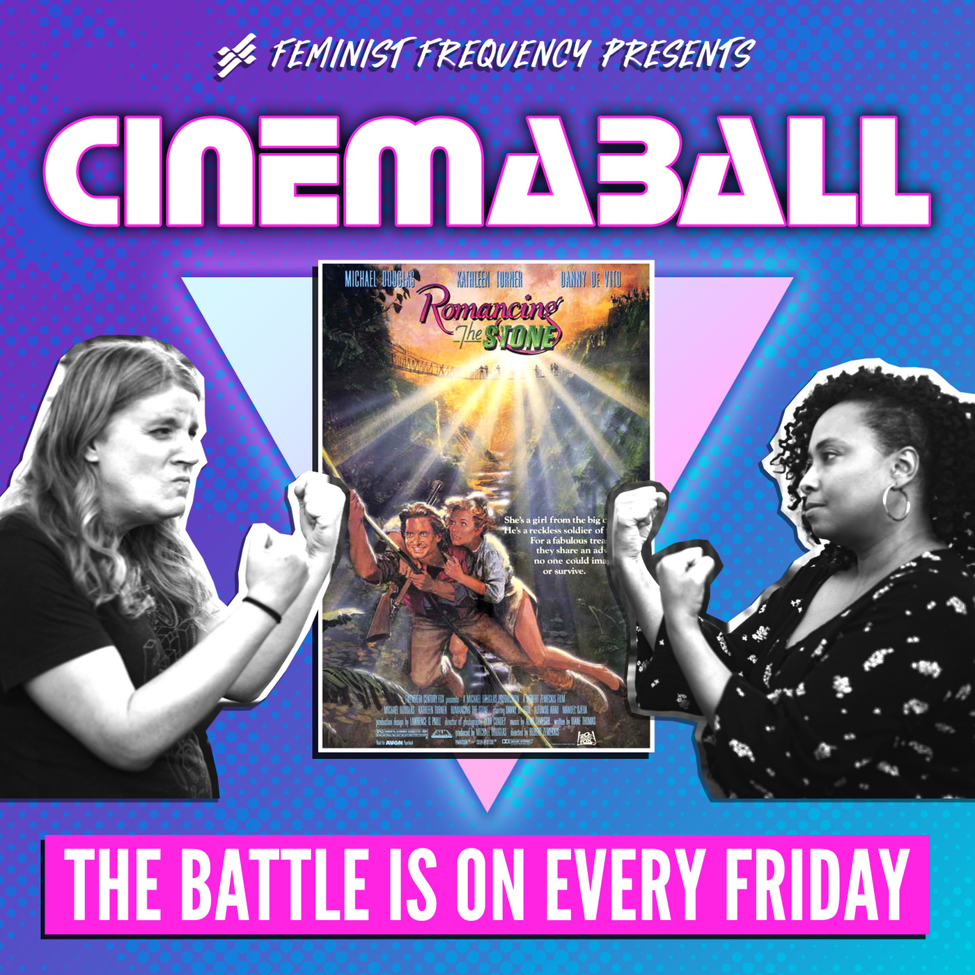 Cinemaball 06: Romancing the Stone (1984)