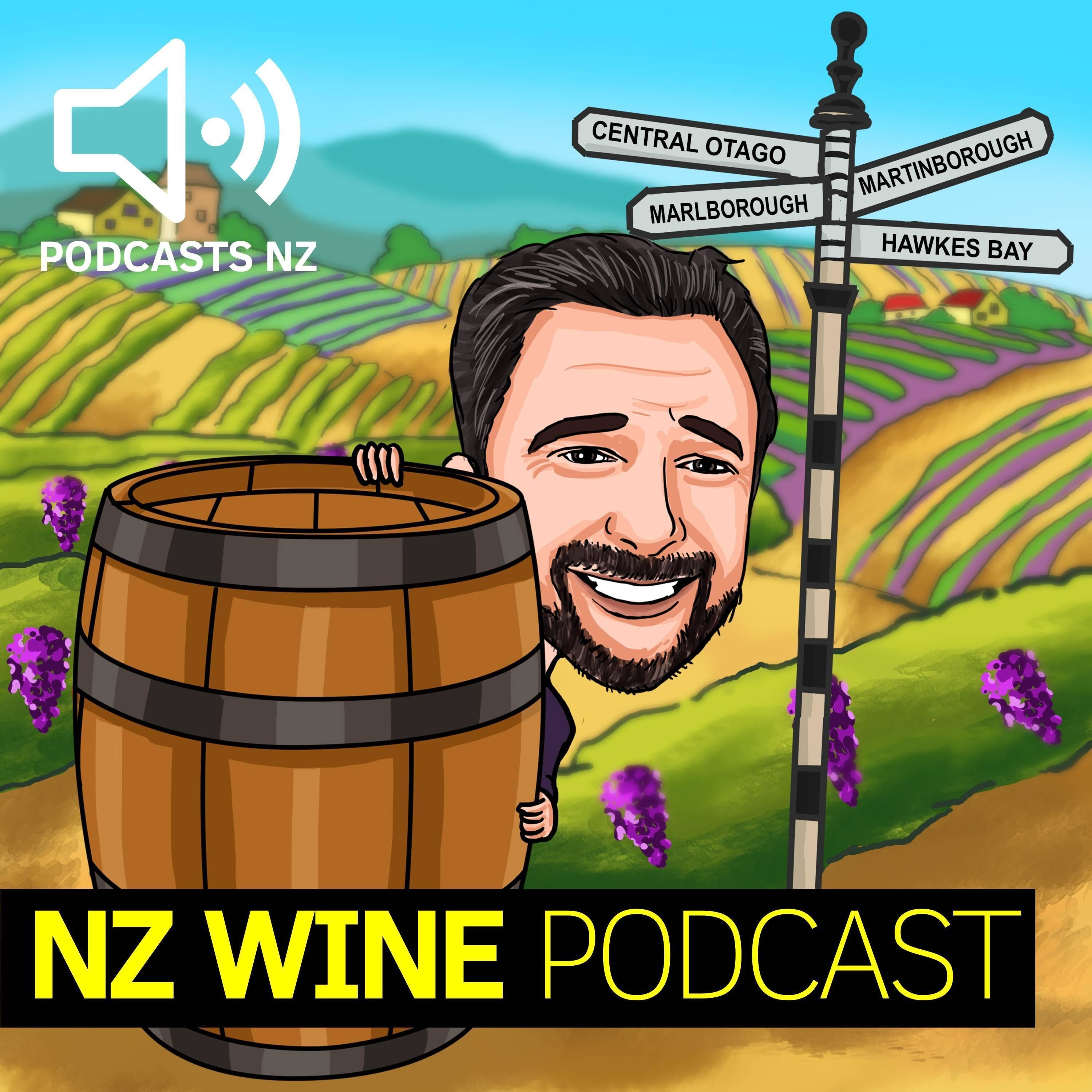 NZ Wine Podcast 48: Suzanne Kendrick - Wine-Searcher.com